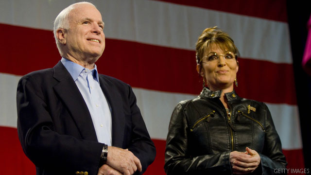 McCain vs. Palin in Indiana Senate race