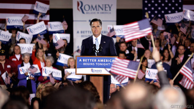 Team Romney: We're off with 'a bang'