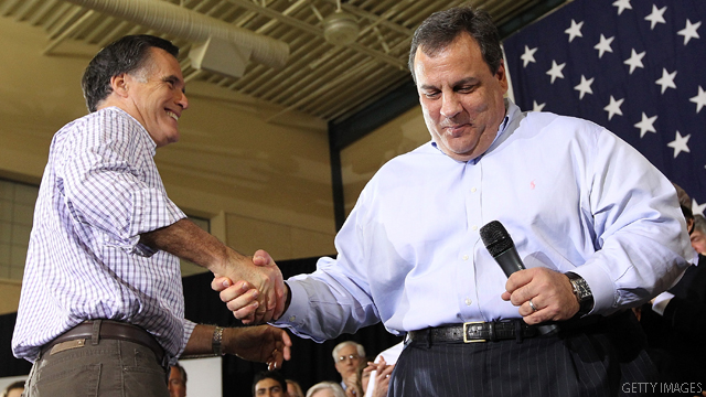 Christie would &#039;answer the call&#039; on becoming veep