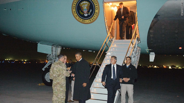 President Obama to address U.S. citizens from Afghanistan