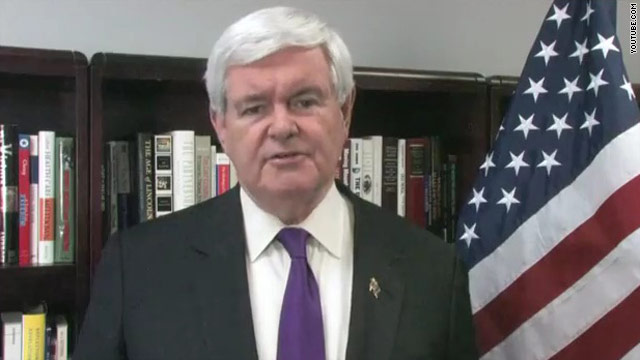 Gingrich: Thanks and goodbye