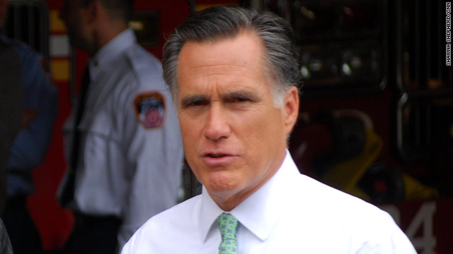Romney makes preemptive strike in Ohio