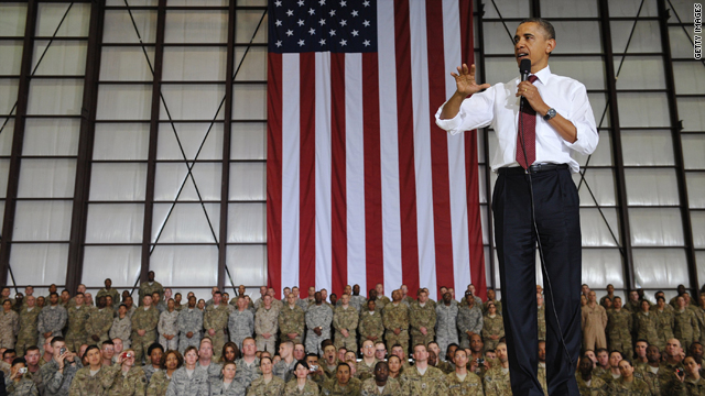 President Obama in Afghanistan: foreign policy or campaign stop?