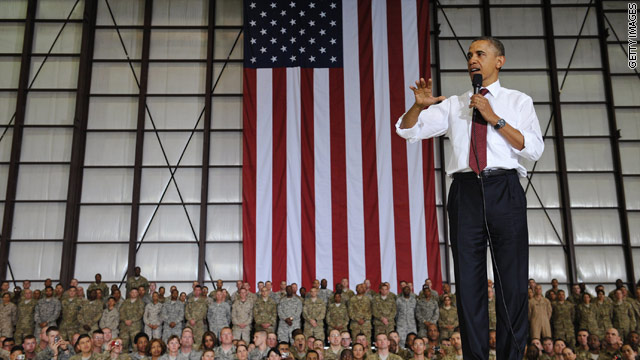 BLITZER'S BLOG: What we didn't hear from President Obama in Afghanistan