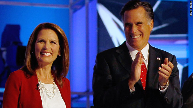 Bachmann to endorse Romney