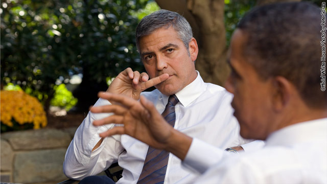 Would you pay $40,000 for dinner with Obama and Clooney?