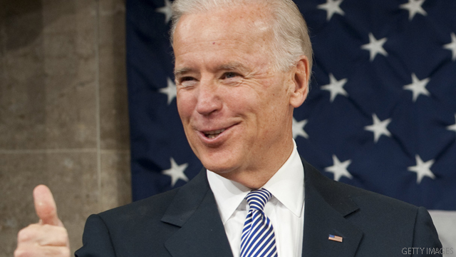 Biden's latest fundraiser