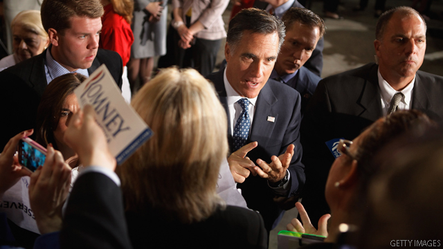 Romney calls for more school choice