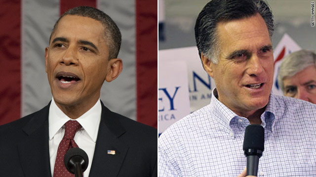 Poll: Obama ahead of Romney in Virginia
