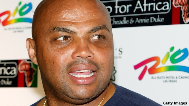Barkley to Romney: &#039;We&#039;re going to beat you like a drum&#039;