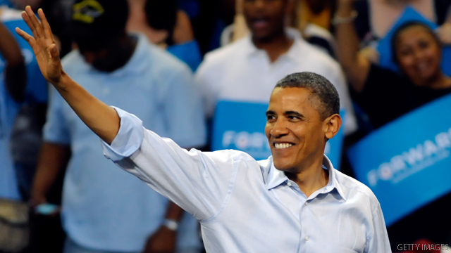 Team Obama to spend $25 million on May ads