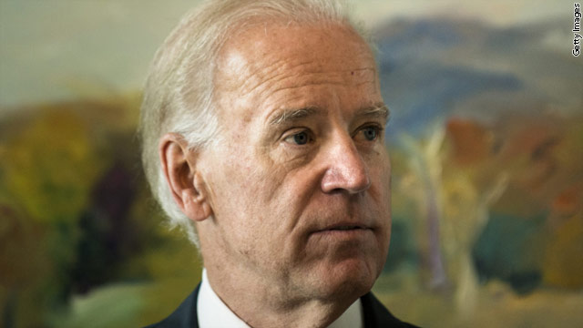 Biden says he is 'absolutely comfortable' with same-sex marriage