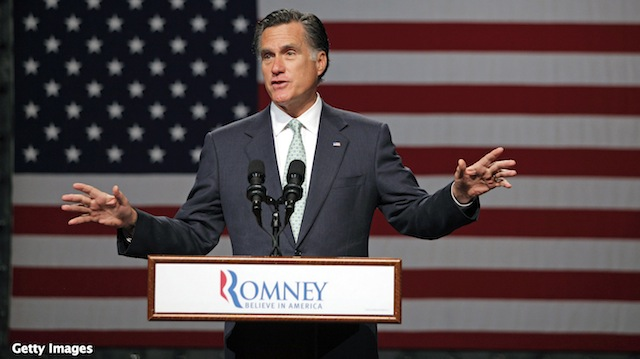 Romney wins Indiana primary, CNN projects