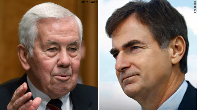 BREAKING: CNN projects Mourdock wins Senate primary in Indiana, ousts Lugar
