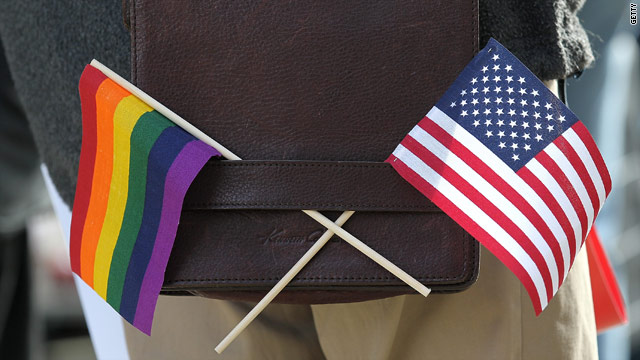 CNN Poll: Americans&#039; attitudes toward gay community changing
