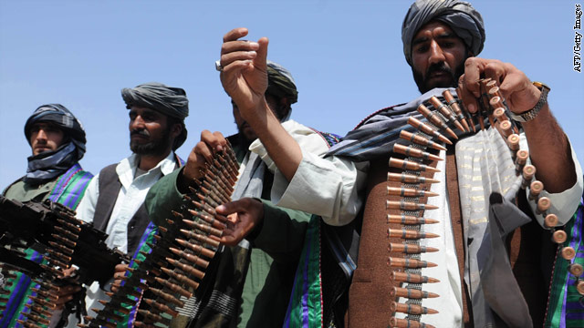 General disputes senators' claim that Taliban is stronger