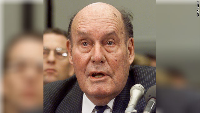Former presidential adviser, civil rights figure Katzenbach dies