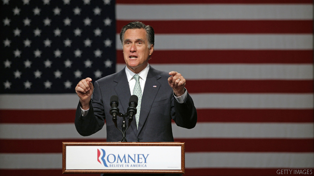 Defense spending to spike $2.1 trillion under Romney
