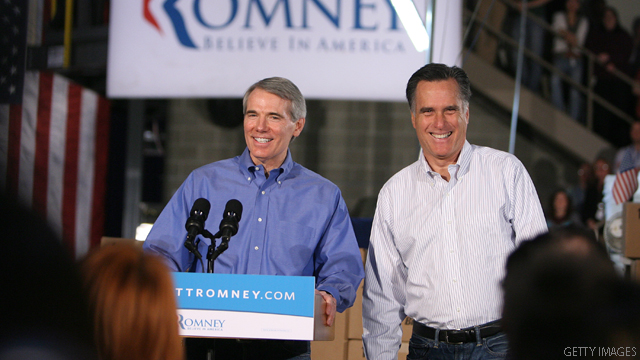 Poll: Portman on GOP ticket doesn't change Ohio race