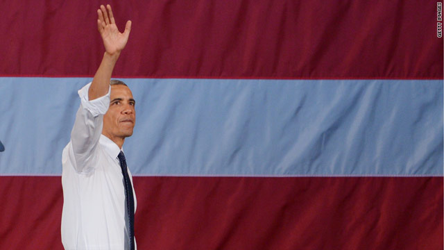 Poll: Majority approves of Obama's marriage decision