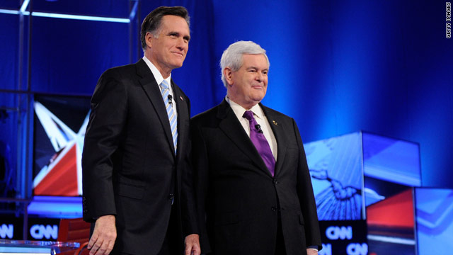 Will we see a 'Newt for Mitt' sign?