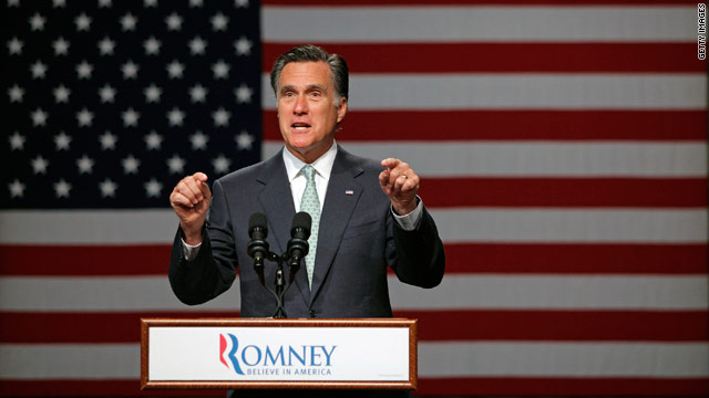 Romney: I would sell GM stock