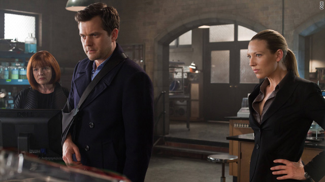 Universes collide on 'Fringe'