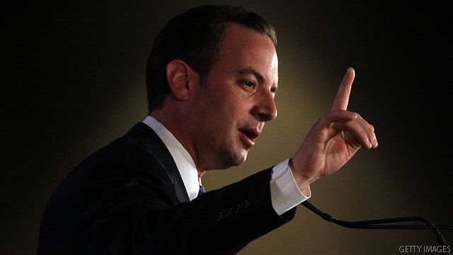 Priebus: Same-sex marriage isn't a civil rights issue