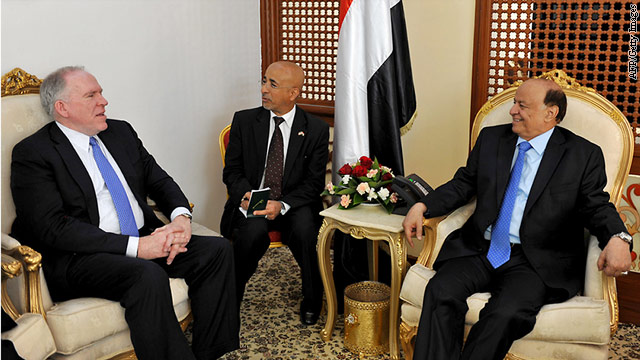 """US has """"keen interest"""" in working with Yemen to fight extremists"""