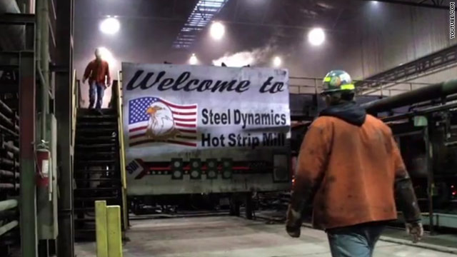Romney camp counters Bain attack with their own steel video