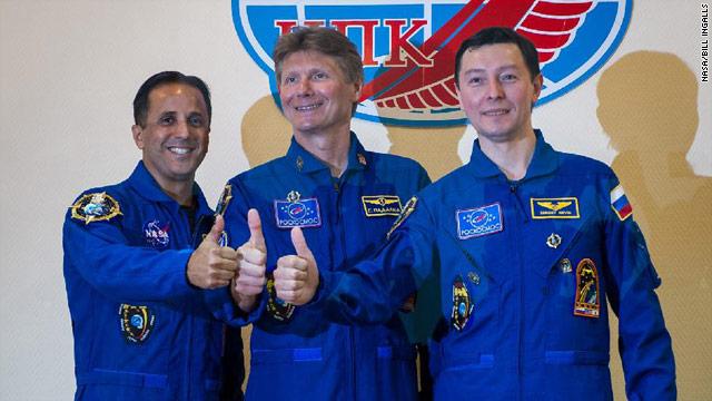 Go, Soyuz!