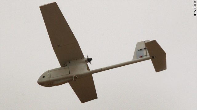 Should drones be used to spy on Americans?