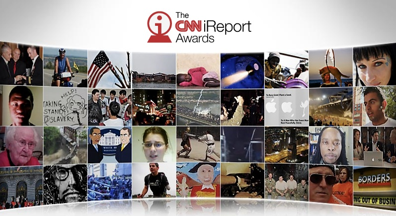 CNN to Host the Second Annual iReport Awards