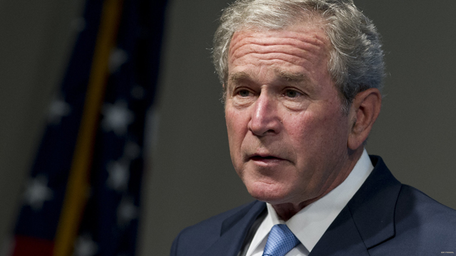 Team Romney: Bush backing 'welcome' news