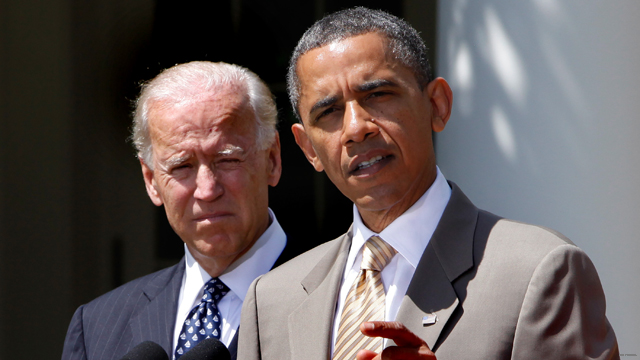 Biden's campaign trail goes where Obama's won't