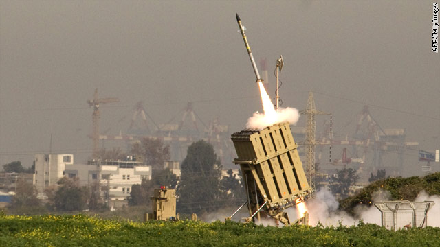 U.S. continues support for Israel's Iron Dome