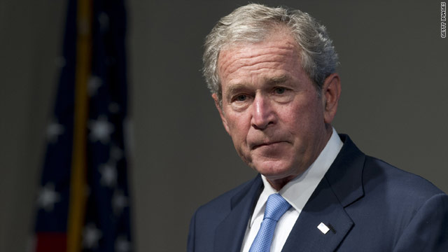 CNN Poll: George W. Bush only living ex-president under 50%