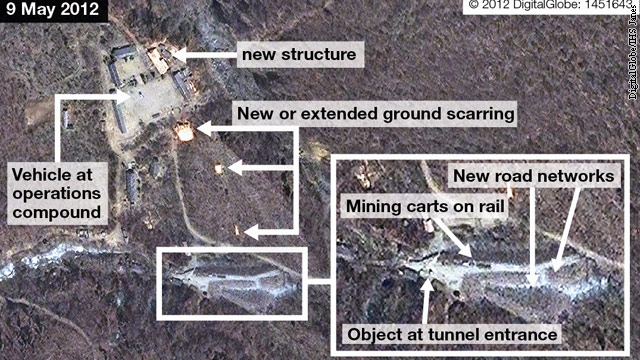 Signs of new activity at North Koreas nuclear test site CNN