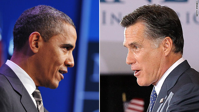 Romney campaign jabs at Obama over voting rights suit