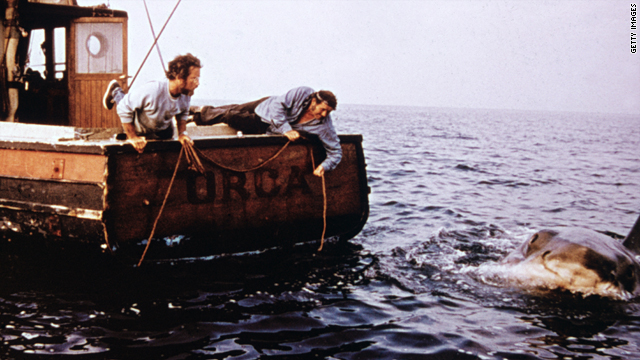 The Throwback: 'Jaws' the 'Quint'-essential summer blockbuster