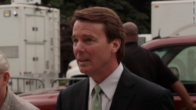 John Edwards goes back to practicing law