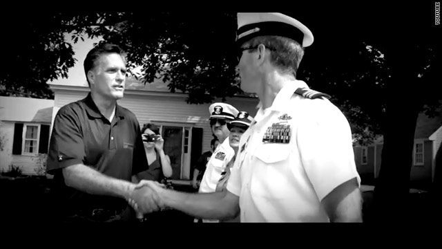 Romney releases new Memorial Day video