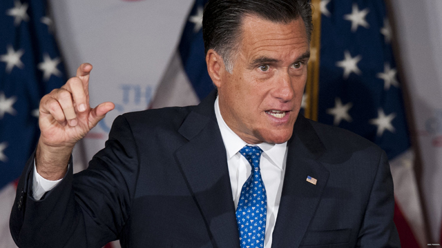 Romney: Obama's 'going after me'