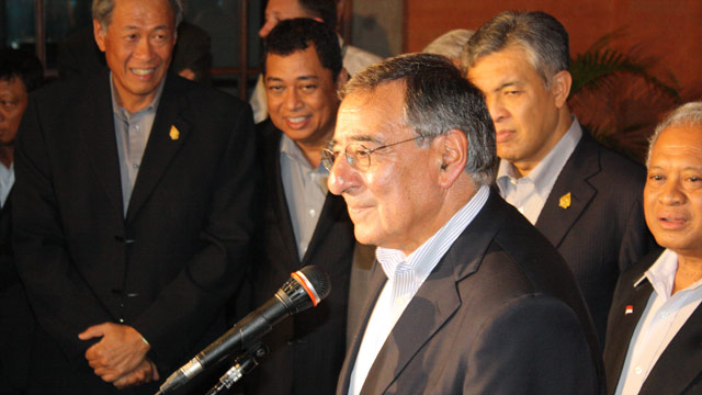 Panetta leaving on 9-day trip to Asia