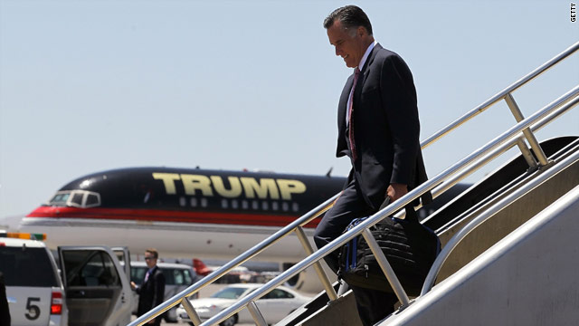 Obama campaign: Why doesn&#039;t Romney push back against Trump birther questions?