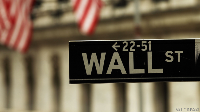 Wall Street to Washington: Avoid the fiscal cliff!