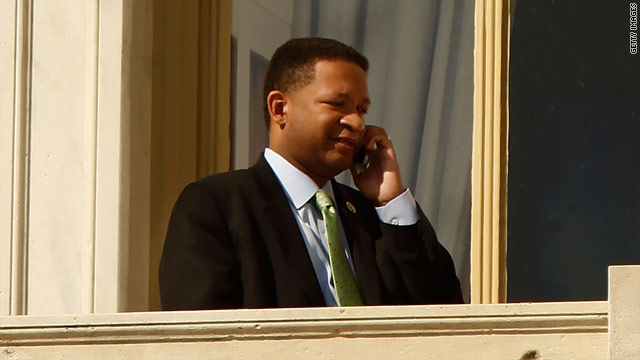 Congressional Black Caucus blasts Artur Davis over party switch