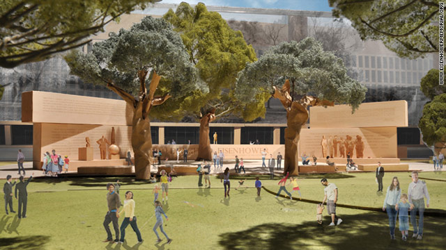 Eisenhower Memorial Commission moves forward despite calls for delay