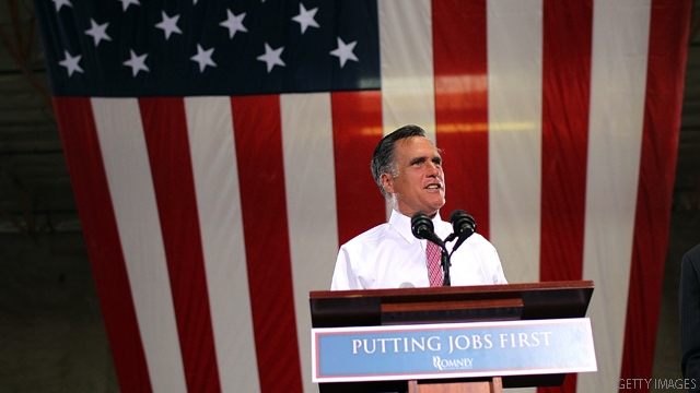 Romney risks playing running mate hand too early