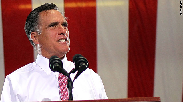 Israel re-enters focus ahead of Romney trip